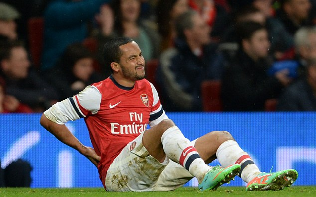 Theo-Walcott-injured-640x400